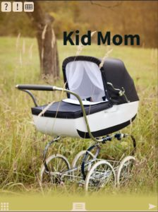 Kid Mum is a phonics reader with the mature theme of teenage pregnancy. Decodable and serious.
